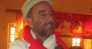 بنوں: عوامی نیشنل پارٹی کے ضلعی صدر حاجی عبدالصمد خان