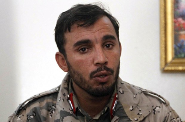 Suicide bomber blew himself targeting city police chief