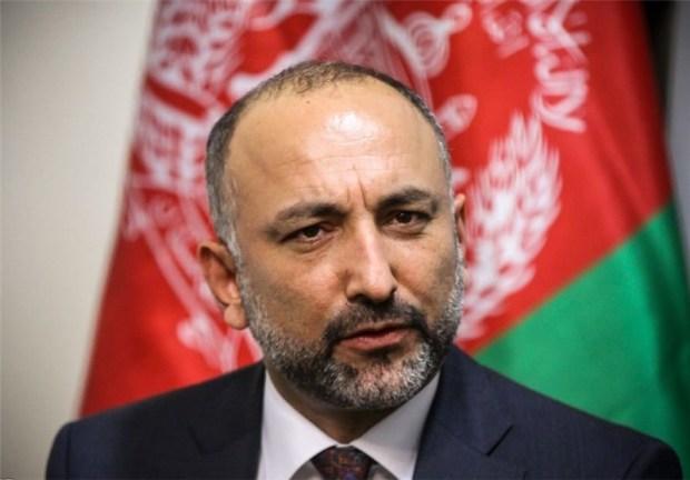 Afghan National Security Adviser (NSA) Mohammad Hanif Atmar