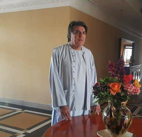 Hashim Karzai