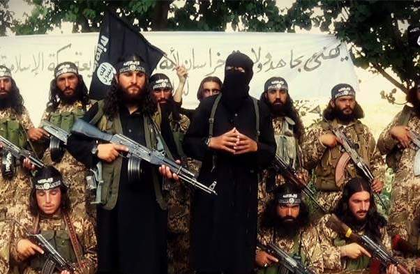 ISIS-Afghanistan