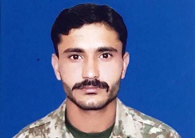 Pakistani-soldier-killed