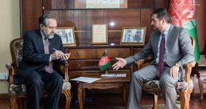 Afghanistan-summons-Pakistan-Ambassador