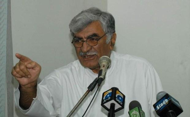 Asfandyar Wali Khan