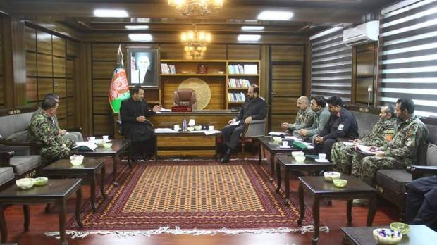 Nangarhar-military-council-meeting