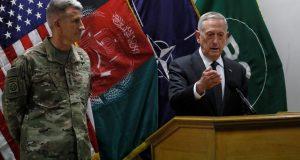 Defense Secretary Mattis