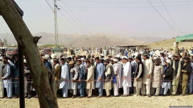 Residents of North Waziristan are required to undergo cumbersome checks while visiting or returning to their homeland.