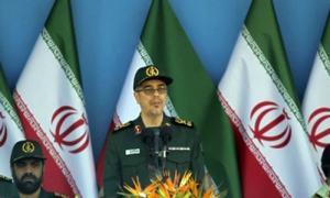 iran warns