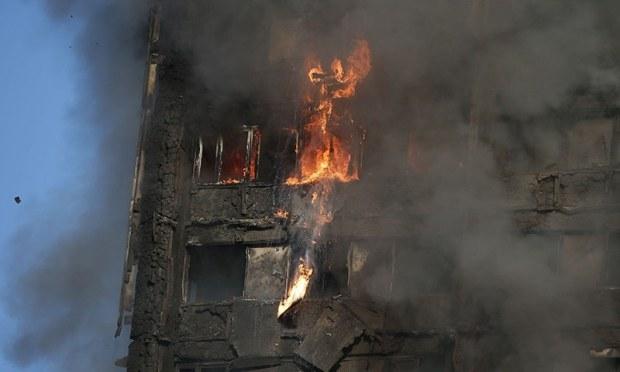 london fire