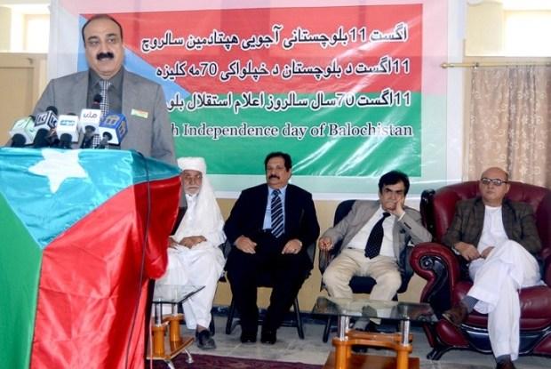 Baloch-Independence