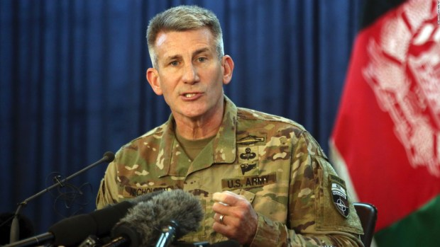 Gen John W. Nicholson