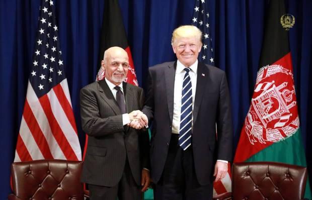 Ghani-and-Trump