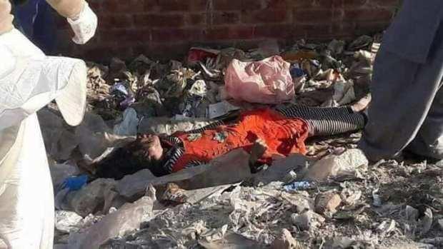 Zainab's deadbody found in trash