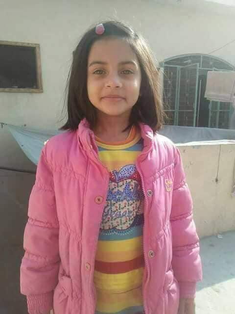Zainab Ansari was raped and strangled to death