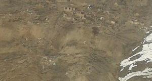 Badakhshan-landslide