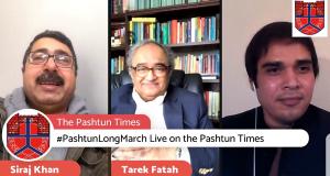 #PashtunLongMarch