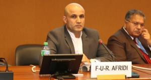 Fazal Rehman Afridi