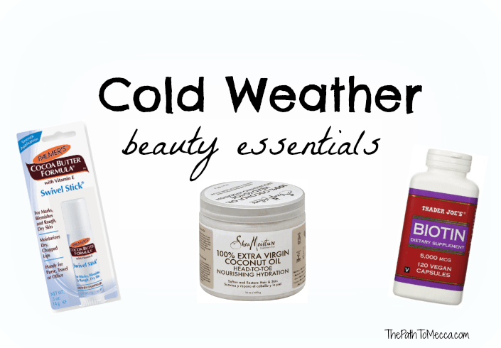 Cold Weather Beauty Essentials