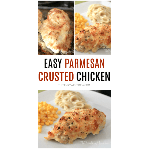 Medium Crop Of Baked Parmesan Crusted Chicken