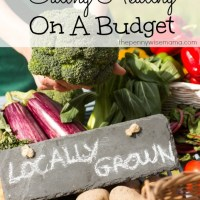 7 Tips to Eating Healthy on a Budget
