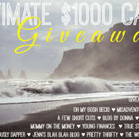 Ultimate $1000 Cash Giveaway