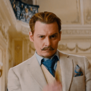 Mortdecai  johnny-depp