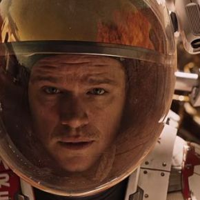 The Martian-Matt-Damon