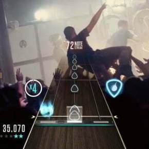Atreyu Guitar hero live