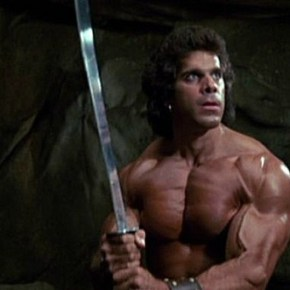 Lou Ferrigno Sinbad of the Seven Seas