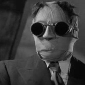 the invisible man claude rains