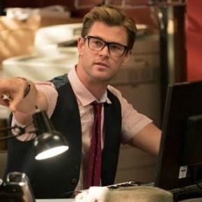 Ghostbusters Chris Hemsworth
