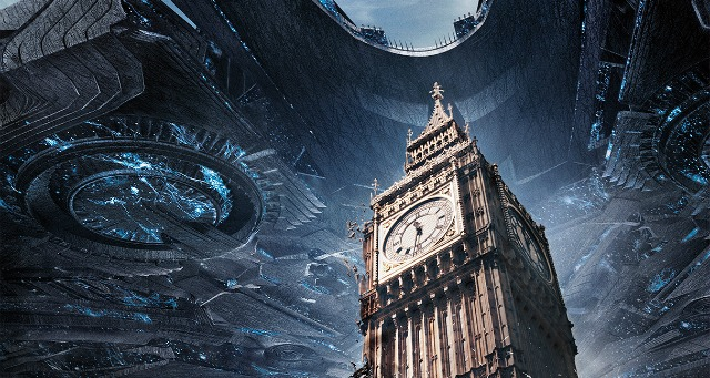 Landmarks Destroyed In New Independence Day: Resurgence Posters