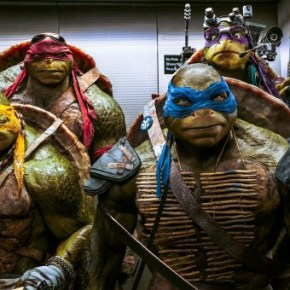 Teenage Ninja Turtles Out Of The Shadows 'Lift'