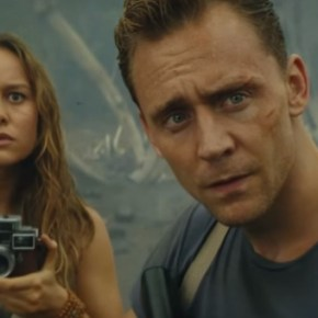 Kong  Skull Island   Hiddleston Larsson