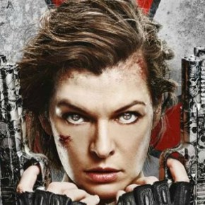 Resident Evil The Final Chapter 'Alice'