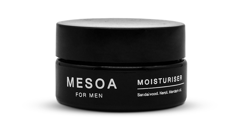 Men's Moisturiser Mesoa For Men