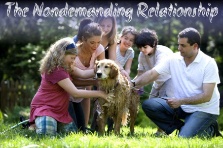 the nondemanding relationship