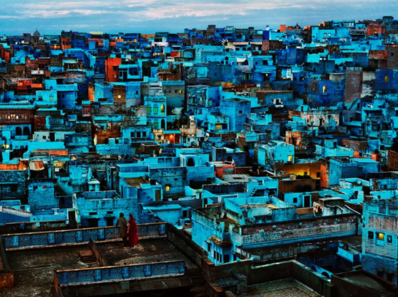 Two new releases by Steve McCurry at Peter Fetterman Gallery (1/2)