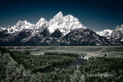 Photo Workshop in the Grand Tetons (1/2)