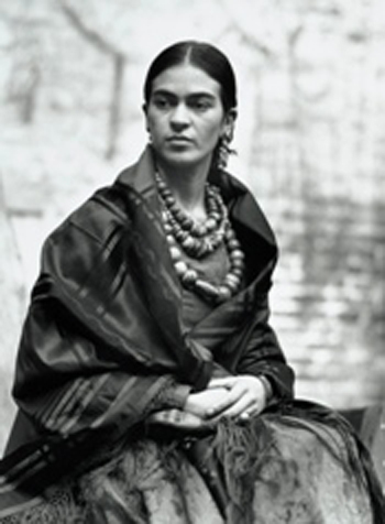 FRIDA KAHLO EXHIBIT AT PICTURE THIS GALLERY