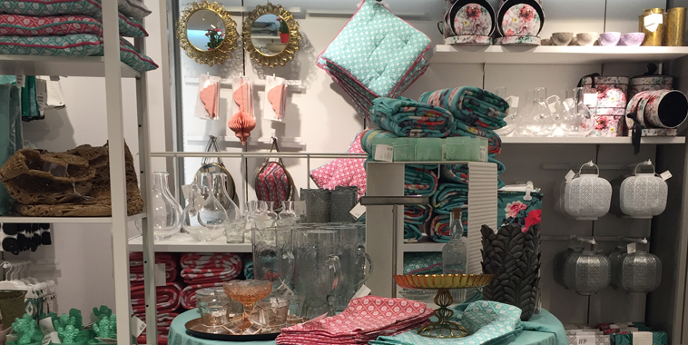 Top 5 favorites from h m home the pink tarha - H m home paris adresse ...
