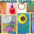20 Pasta Crafts