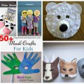 50 Mask Crafts for kids
