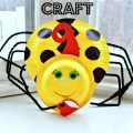 Miss Spider's Tea Party Inspired Paper Plate Craft For Kids