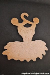 ballerina tutu pancakes - pancake art for fun kid's breakfast