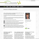Website Design for Bridging Associates