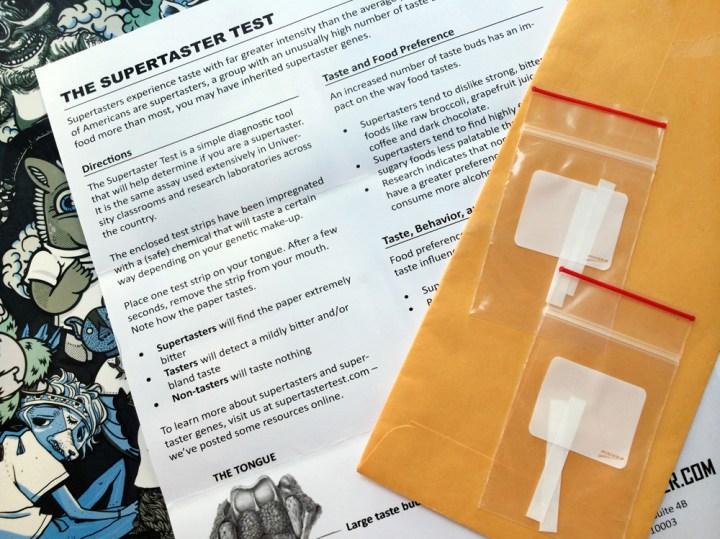 supertaster-test-directions