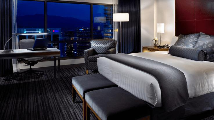 Hyatt Regency Vancouver Room Service Menu