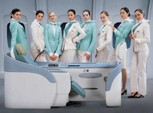 A seat in Korean Air's Prestige Class will cost more