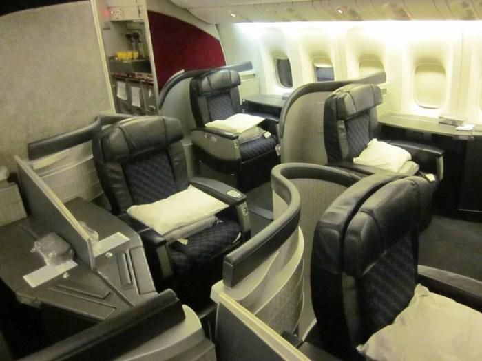 AA 777 First Class